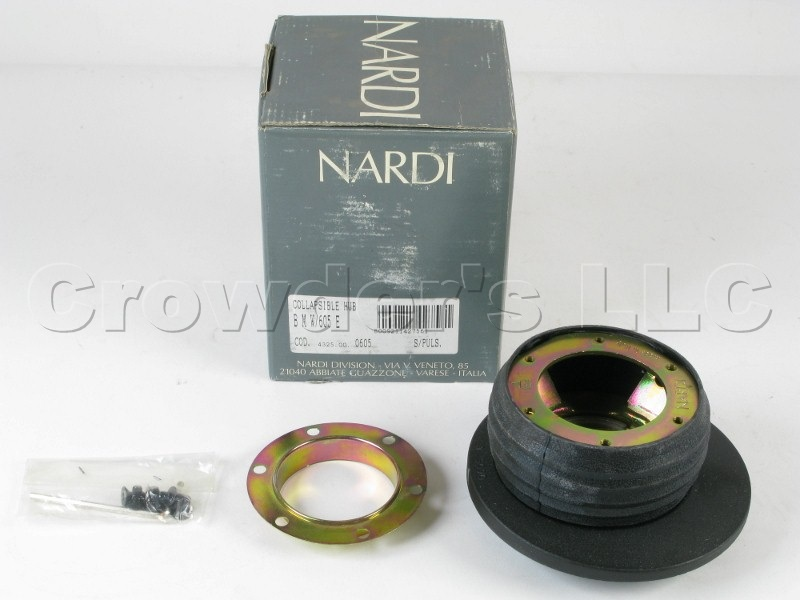 Nardi Steering Wheel Hub Adapter Kit for BMW 3 Series (1991-1998) - Part # 4325.00.0605 at Sears.com